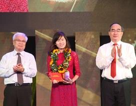10 tài năng khoa học trẻ nhận giải thưởng Quả cầu vàng 2018