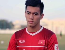 Tiền đạo Tiến Linh nói gì về cơ hội đá chính ở Asian Cup 2019?
