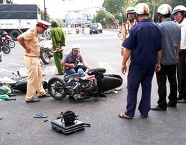 27 người chết vì tai nạn giao thông trong ngày đầu nghỉ Tết