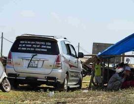 """Chủ tịch tỉnh đối thoại, người dân thả xe dự án sau 24 ngày """"giam giữ"""""""