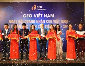 Ngày Hội Doanh nhân CEO Việt Nam: Đoàn kết-Giá trị-Lan tỏa-Thành công
