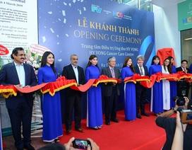 F.V đầu tư hơn 120 tỷ, nâng Trung tâm điều trị ung thư Hy vọng lên tầm Đông Nam Á