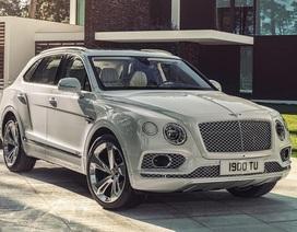Vì sao Bentley trì hoãn ra xe mới?