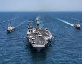 """Hé lộ hòn đảo """"mắt xích"""" trong chiến lược của Mỹ ở Biển Đông"""