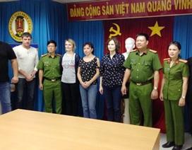 Nữ tội phạm 9X người Nga bị bắt giữ khi đang lẩn trốn tại Việt Nam