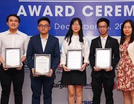 Trao 60 suất học bổng cho sinh viên xuất sắc tại TPHCM
