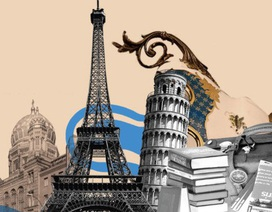 Viết về di sản văn hóa, cơ hội nhận 5 chuyến du lịch châu Âu miễn phí