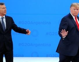 Tiết lộ câu nói bất ngờ của ông Trump trước khi chụp ảnh cùng các lãnh đạo G20