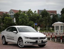 Volkswagen Passat - Sự bất ngờ của người Đức