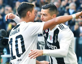 C.Ronaldo rực sáng, Juventus lập kỷ lục vĩ đại