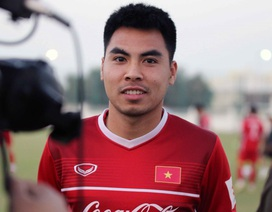 """Đức Huy: """"Cầu thủ Việt Nam thấm nhuần triết lý của thầy Park"""""""