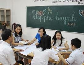 Chỉ mong giáo viên cải tiến buổi họp phụ huynh