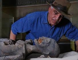 Nhà khảo cổ Ai Cập liên tục bị ác mộng sau khi khai quật xác ướp