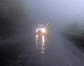 Kinh nghiệm lái xe đường sương mù