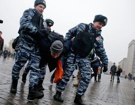 Nga bắt công dân Mỹ bị nghi là gián điệp