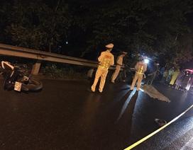 Tông vào taluy bên đường, hai thanh niên tử vong tại chỗ