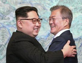 Ông Kim Jong-un gửi thư chúc mừng năm mới hiếm hoi đến Tổng thống Hàn Quốc