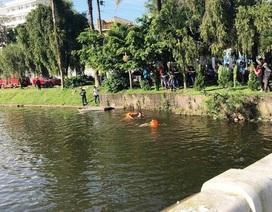 Phát hiện nam thanh niên tử vong dưới hồ với nhiều vết đâm
