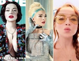 """""""Gái hư"""" Lindsay Lohan hóa thân thành... Bạch Tuyết, tự nhận mình """"ngoan"""""""