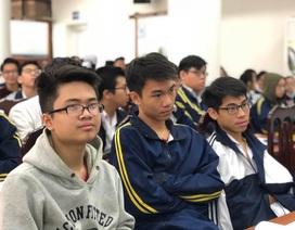 Bộ Giáo dục công bố thông tin mới nhất về kỳ thi THPT quốc gia 2019