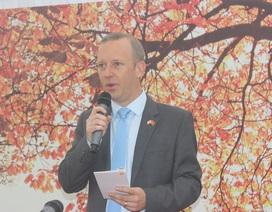 Đại sứ Gareth Ward: Anh luôn mở cửa chào đón sinh viên Việt Nam