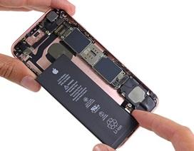 Còn gần 1 tháng để thay pin iPhone giá rẻ tại Việt Nam