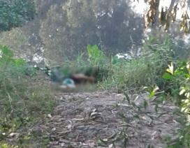 Nam thanh niên mặc áo tài xế GabBike nghi bị sát hại