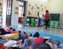 Cách nào kiểm soát hành vi của trẻ tự kỷ khi học ở trường mầm non?