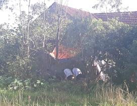 Phát hiện chồng tử vong trong ao nhà sau khi chém trọng thương hàng xóm