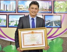Qui Phúc đón nhận bằng khen Thủ tướng Chính phủ ngay ngày thành lập quận Bình Tân