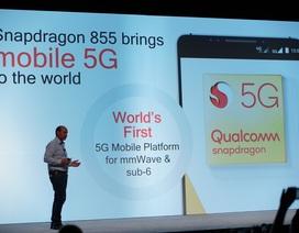Nền tảng Snapdragon 855 mở ra kỷ nguyên mới của 5G và AI như thế nào?