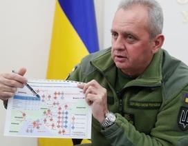 Ukraine nói dàn xe tăng Nga cách biên giới chỉ 18 km