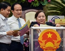 """Hà Nội: Chủ tịch HĐND dẫn đầu """"tín nhiệm cao"""", Giám đốc Sở NN&PTNT dẫn đầu """"tín nhiệm thấp"""""""