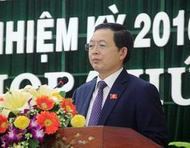 Chủ tịch tỉnh Bình Định dẫn đầu số phiếu tín nhiệm cao