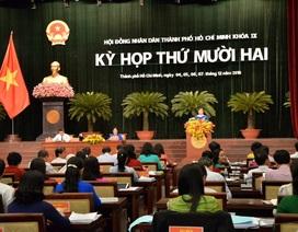 Chủ tịch HĐND TPHCM: Đảm bảo hài hòa lợi ích 3 bên tại Thủ Thiêm