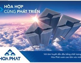 Hòa Phát tiếp tục thăng hạng trong Top 500 DN lớn nhất Việt Nam