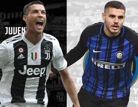 C.Ronaldo có thể rực sáng trong trận tử chiến ở Serie A?