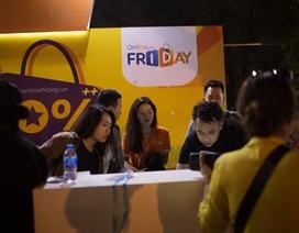 Gần 1 triệu đơn hàng được thanh toán điện tử trong ngày Online Friday 2018