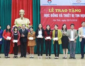 Quỹ Khuyến học Nguyễn Du tích cực tiếp sức cho HS,SV nghèo vượt khó