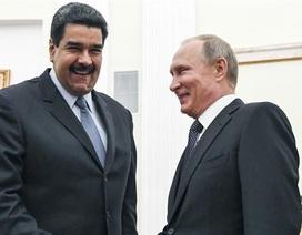 Trêu ngươi Mỹ, Nga trút 6 tỷ USD vào vàng, dầu mỏ của Venezuela