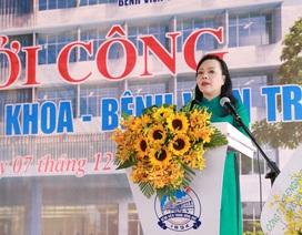 Xây dựng Trung tâm Sản phụ khoa tại Huế