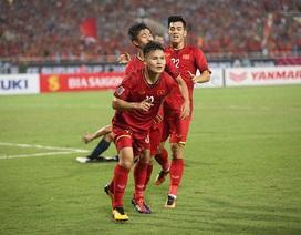 Quang Hải tranh giải Cầu thủ xuất sắc nhất châu Á 2018