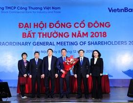 Bầu ông Trần Minh Bình vào HĐQT, thông qua phương án xử lý VietinBank Tower
