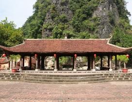 Độc đáo đình làng 150 năm ở khu làng Việt cổ - Cố Viên Lầu