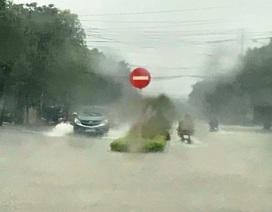 Công điện khẩn ứng phó mưa lớn kéo dài