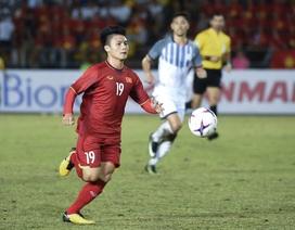 Quang Hải, Văn Hậu tranh giải Cầu thủ xuất sắc nhất bán kết AFF Cup 2018