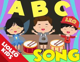 Tiếng Anh trẻ em: Thuộc làu bảng chữ cái qua bài hát vui nhộn
