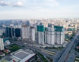 Dự án D'. Capitale sẽ điều chỉnh giấy phép xây dựng một số hạng mục trong công trình