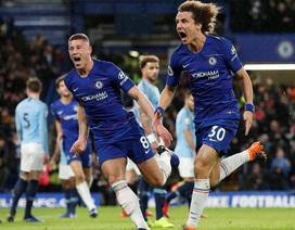 Chelsea 2-0 Man City: Kante, Luiz lập chiến công