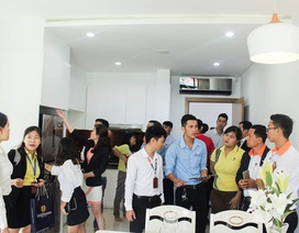 Thị trường căn hộ tầm trung tại khu Tây Sài Gòn khởi sắc dịp cận Tết